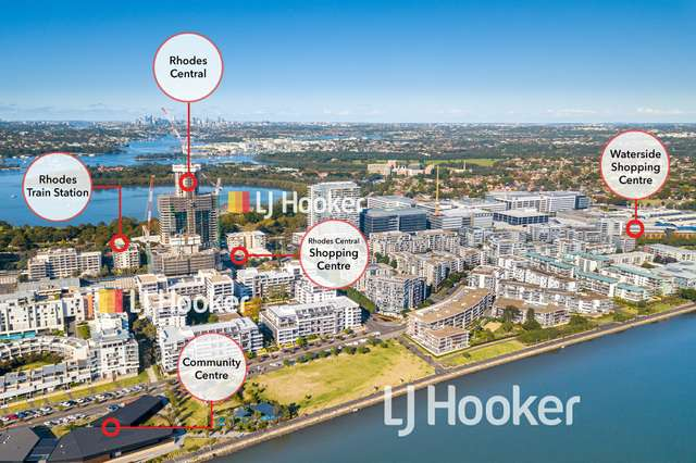 46 WALKER STREET, Rhodes NSW 2138