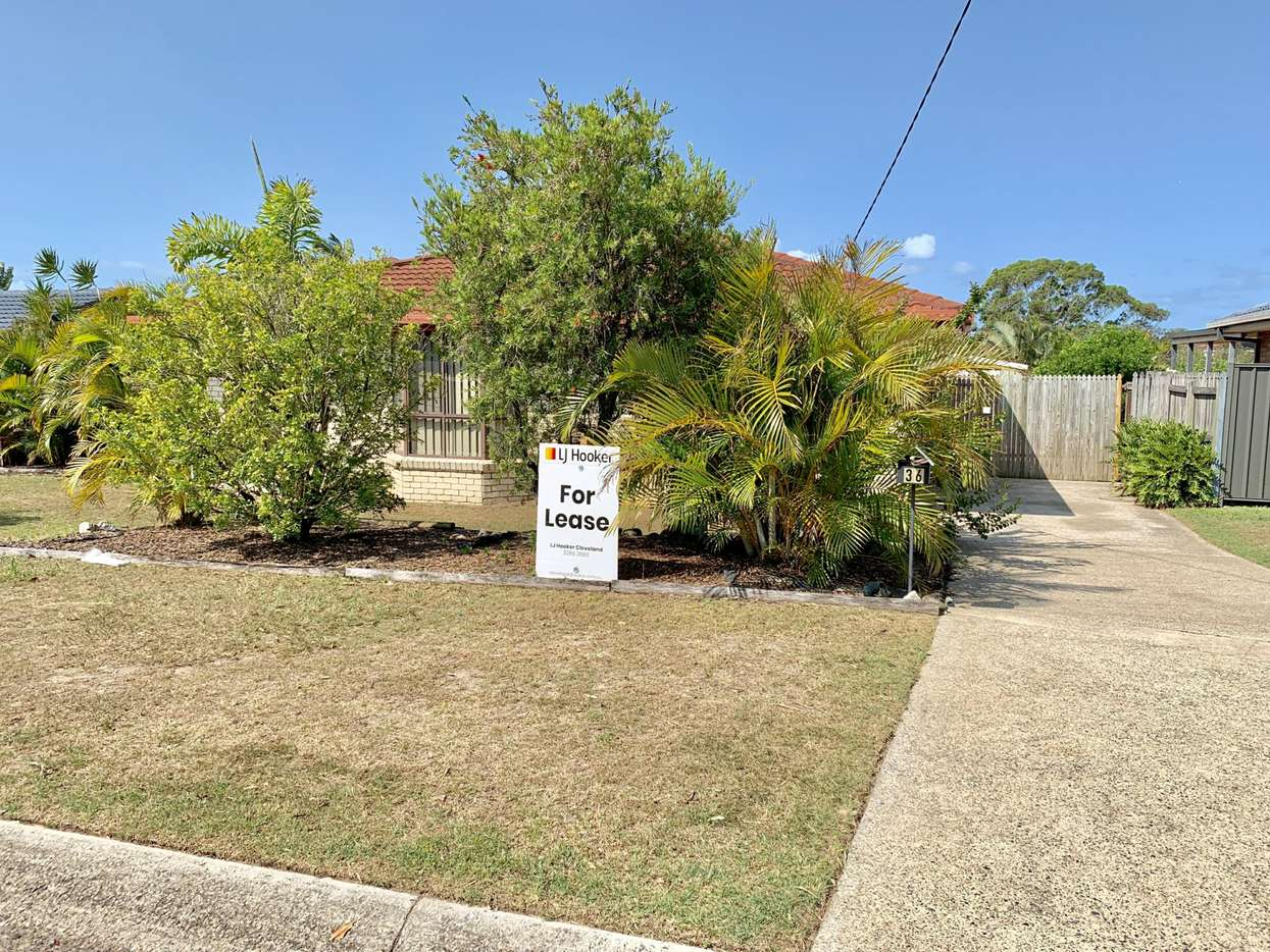 Main view of Homely house listing, 36 Frampton Street, Alexandra Hills, QLD 4161