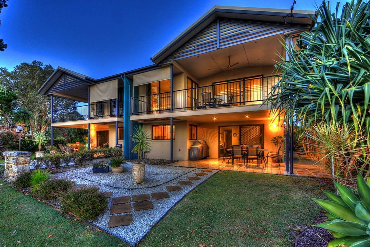 Main view of Homely unit listing, 2/38 Marandowie Drive, Iluka NSW 2466