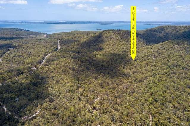 Lot 808 Tenterfeild Road, North Arm Cove NSW 2324