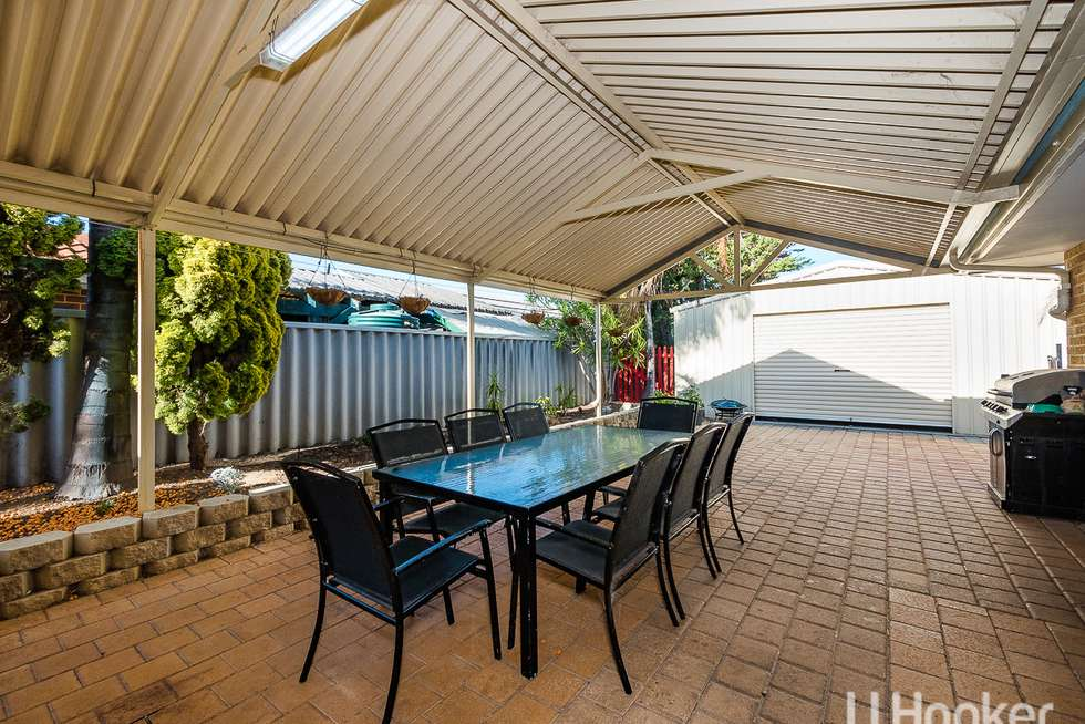 Second view of Homely house listing, 14 Kentia Close, Warnbro WA 6169