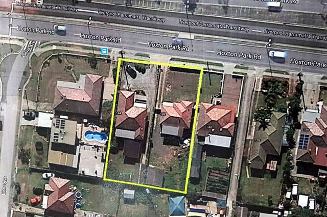 142-144 Hoxton Park Road, Lurnea NSW 2170