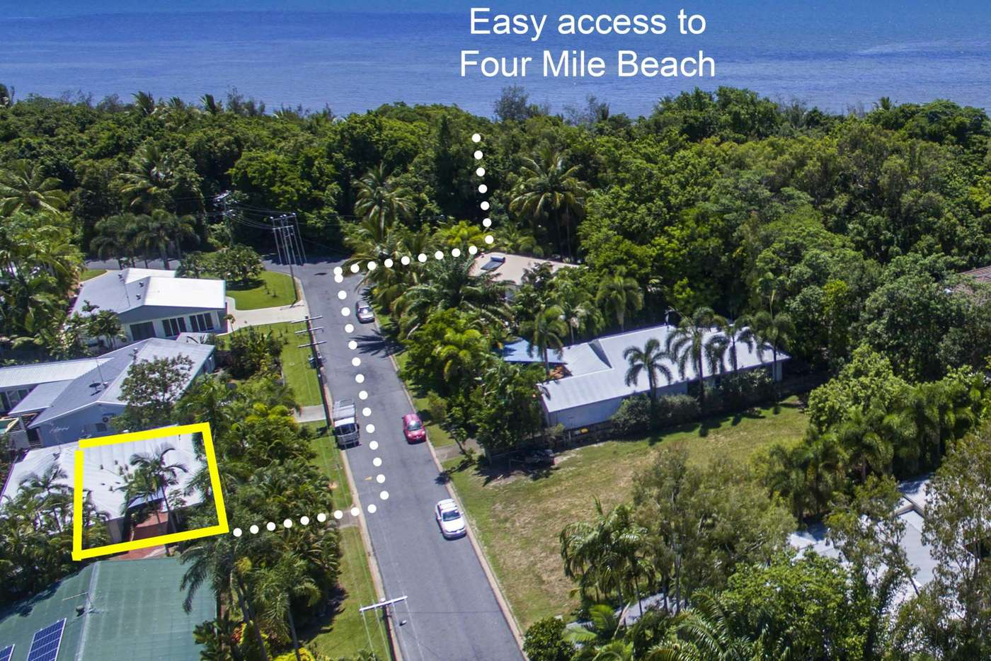 Main view of Homely semiDetached listing, 1/5 Limpet Avenue, Port Douglas QLD 4877