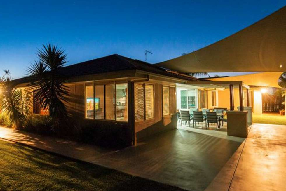 Second view of Homely house listing, 23 Southern Cross Close, Telina QLD 4680