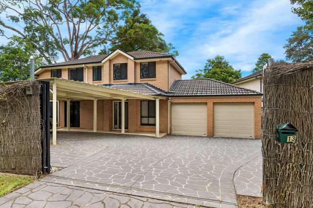 13 Eastern Arterial Road, St Ives NSW 2075