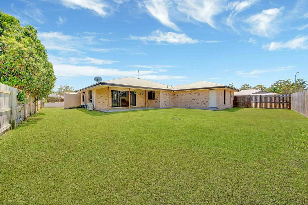 Second view of Homely house listing, 4 Jooloo Court, Kin Kora QLD 4680