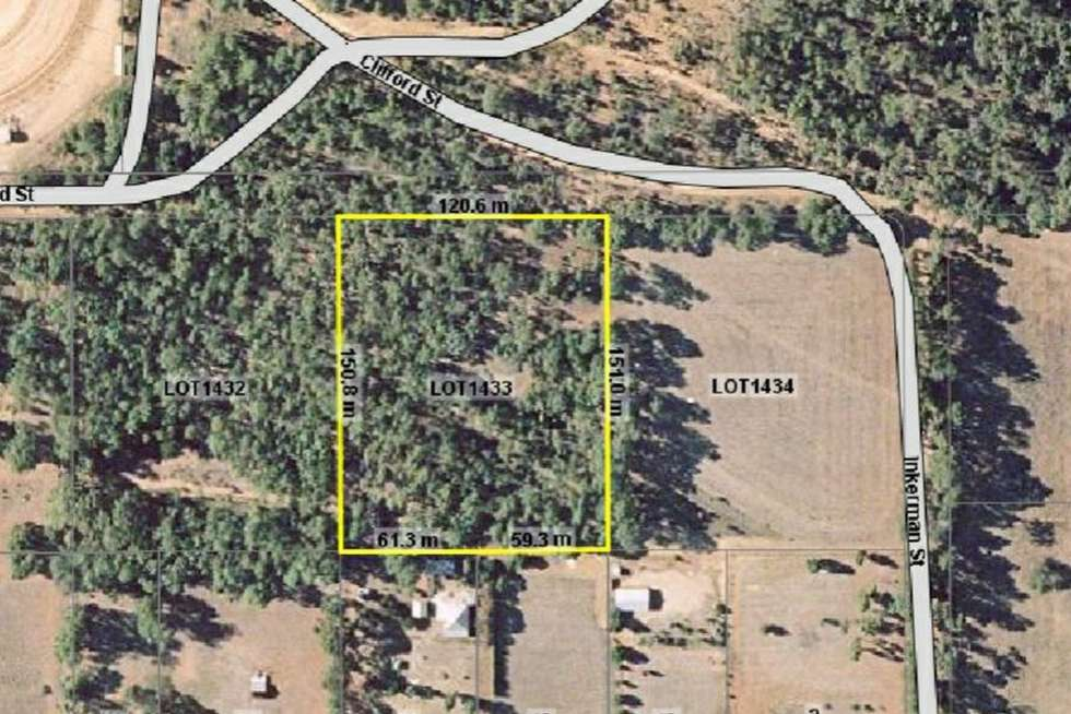 Second view of Homely residentialLand listing, Lot 1433 Clifford Street, Collie WA 6225