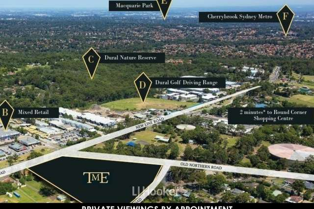 582-582a Old Northern Road, Dural NSW 2158