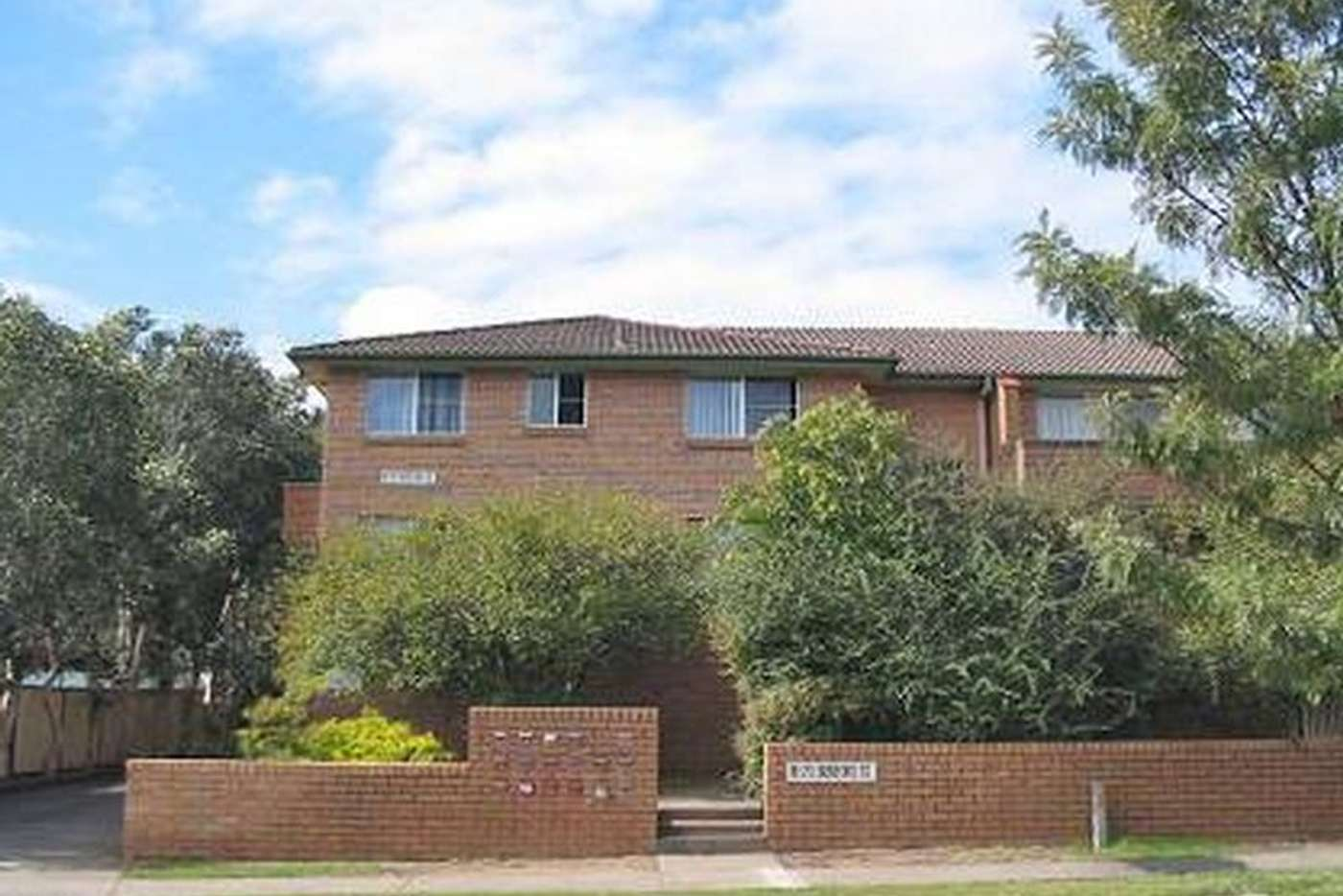 Main view of Homely unit listing, 11/16-20 Burford Street, Merrylands NSW 2160