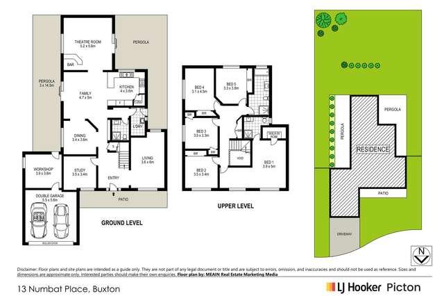 13 Numbat Place, Buxton NSW 2571