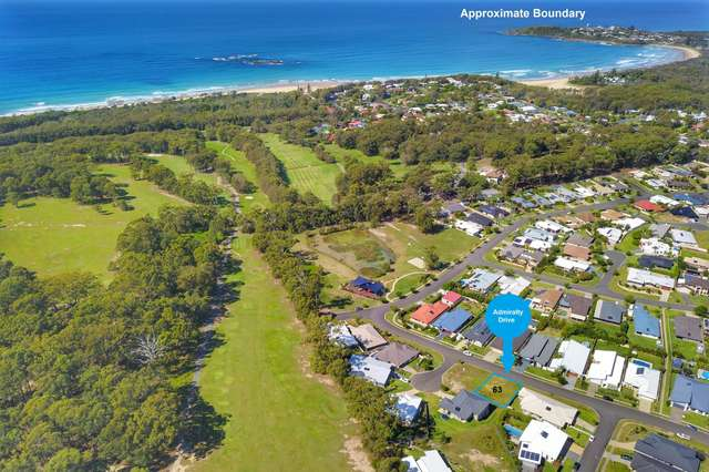 63 Admiralty Drive, Safety Beach NSW 2456