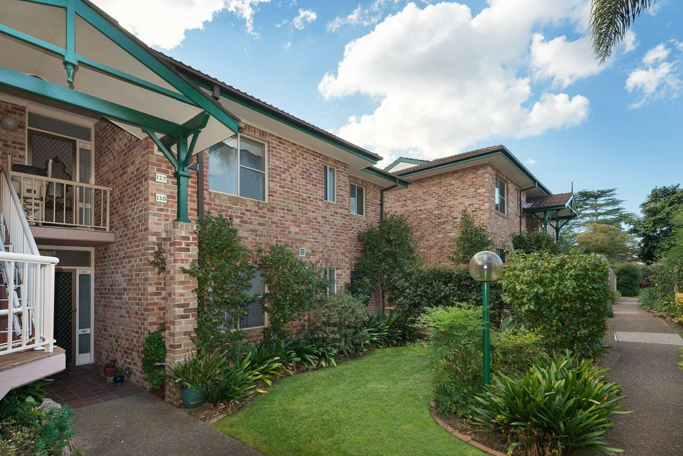 Main view of Homely unit listing, 117/2-8 Kitchener Street, St Ives NSW 2075
