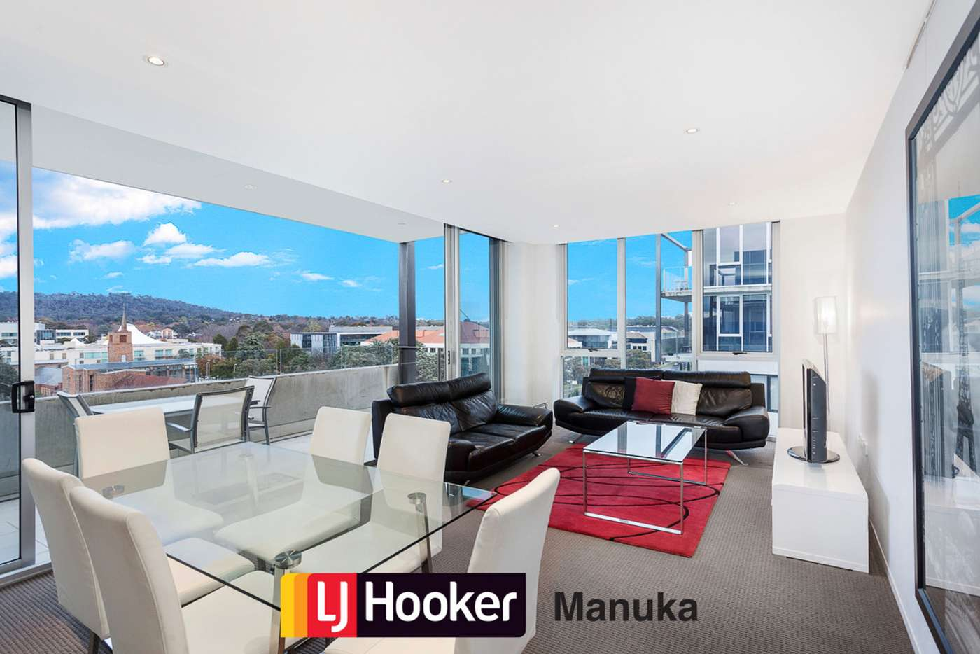 Main view of Homely apartment listing, 30/1 Sydney Avenue, Barton ACT 2600