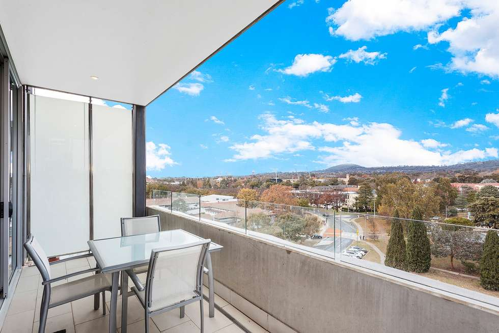 Third view of Homely apartment listing, 30/1 Sydney Avenue, Barton ACT 2600