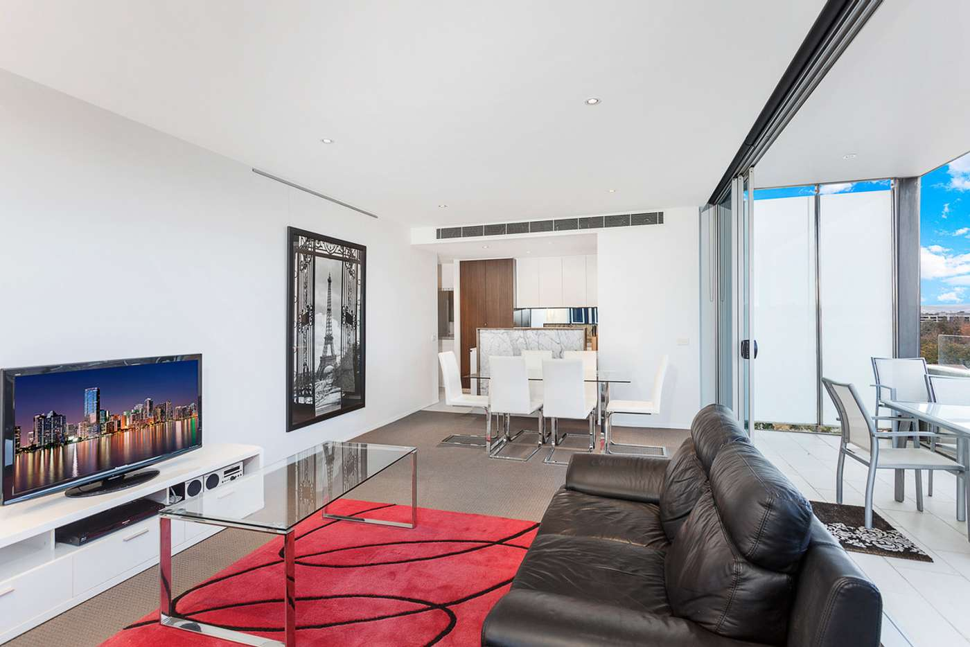 Fifth view of Homely apartment listing, 30/1 Sydney Avenue, Barton ACT 2600