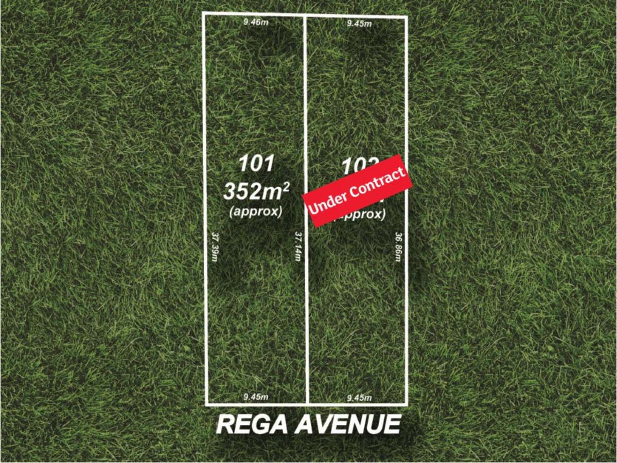 Main view of Homely  listing, Lot 101 & 102/6 Rega Avenue, Hope Valley, SA 5090
