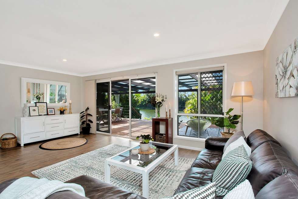 Third view of Homely house listing, 22 Emerton Crescent, Robina QLD 4226