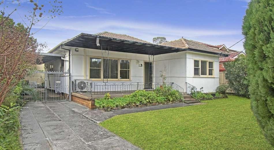 91 Lansdowne Road, Canley Vale NSW 2166