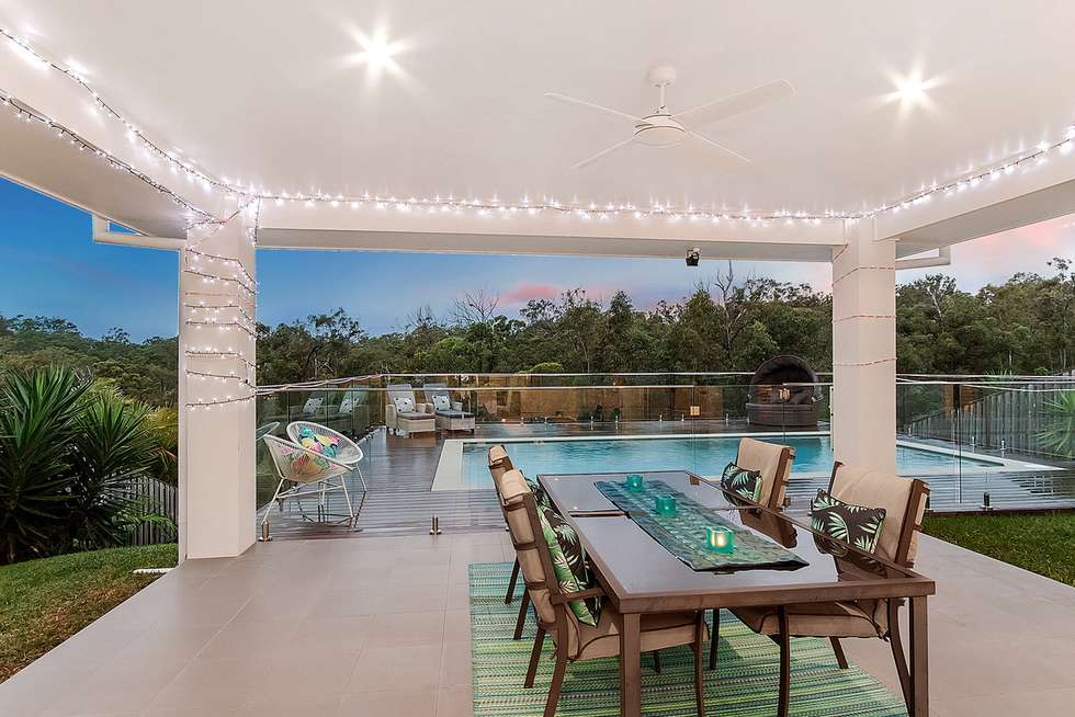 Second view of Homely house listing, 24 Panorama Drive, Reedy Creek QLD 4227