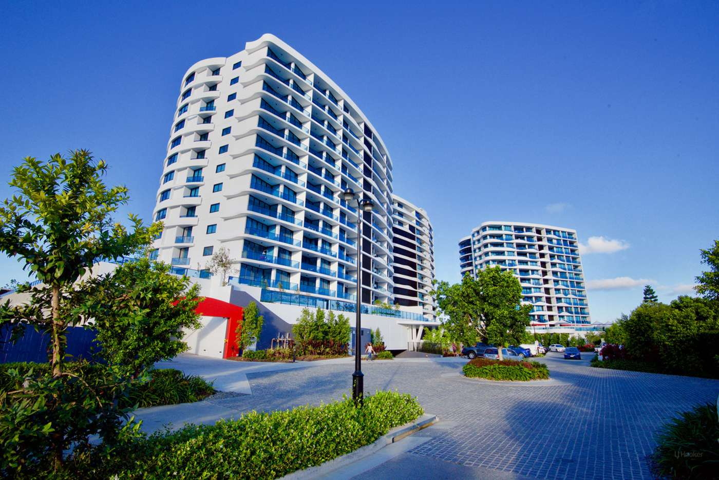 Main view of Homely unit listing, 41206/5 Harbour Side Court, Biggera Waters QLD 4216