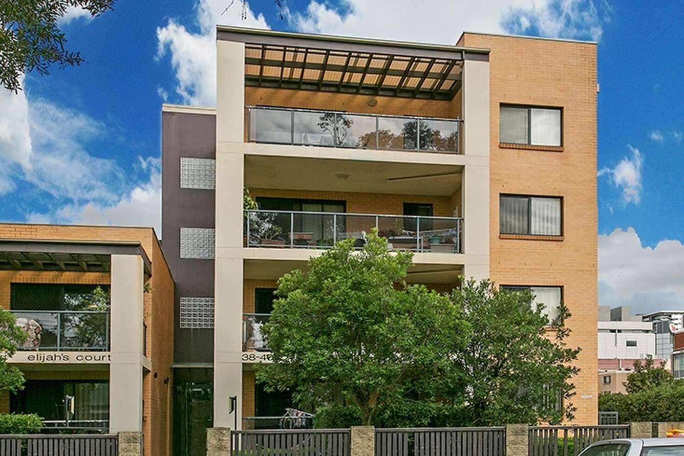 Main view of Homely apartment listing, 16/38-40 Meryla Street, Burwood, NSW 2134