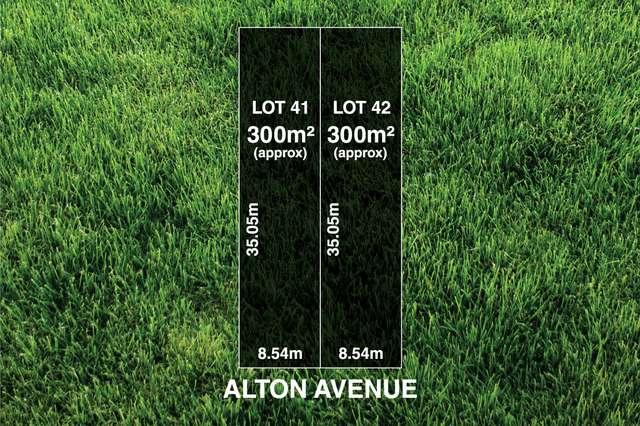 Lot 41 & 42/15 Alton Avenue