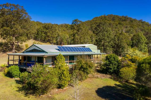 1987 Nowendoc Road, Mount George via, Wingham NSW 2429