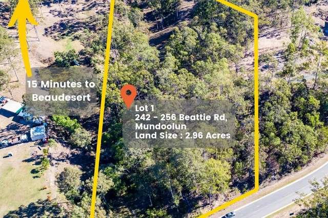 242-256 Beattie Road, Mundoolun QLD 4285