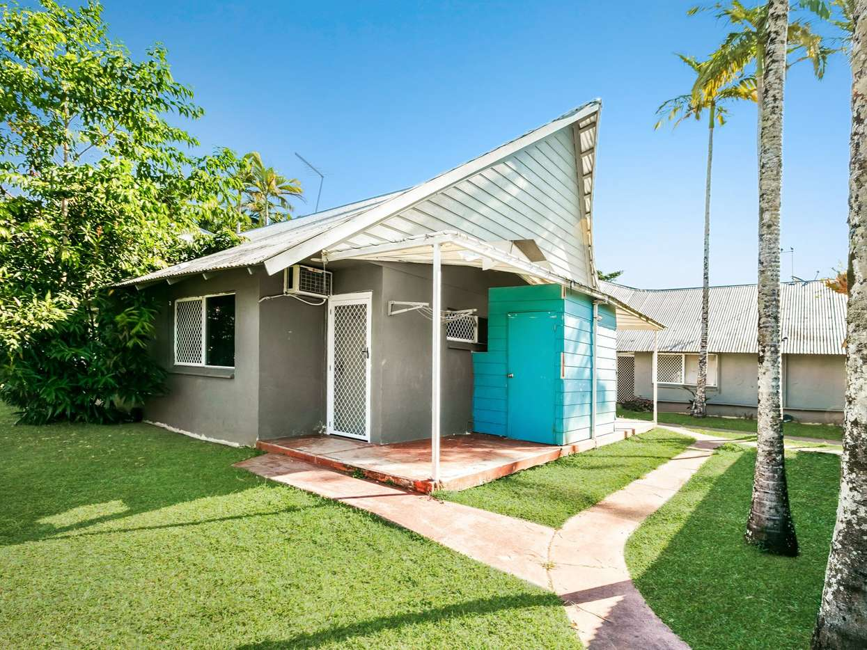 Main view of Homely unit listing, 142-143/7-27 McLachlan Street, Manunda, QLD 4870