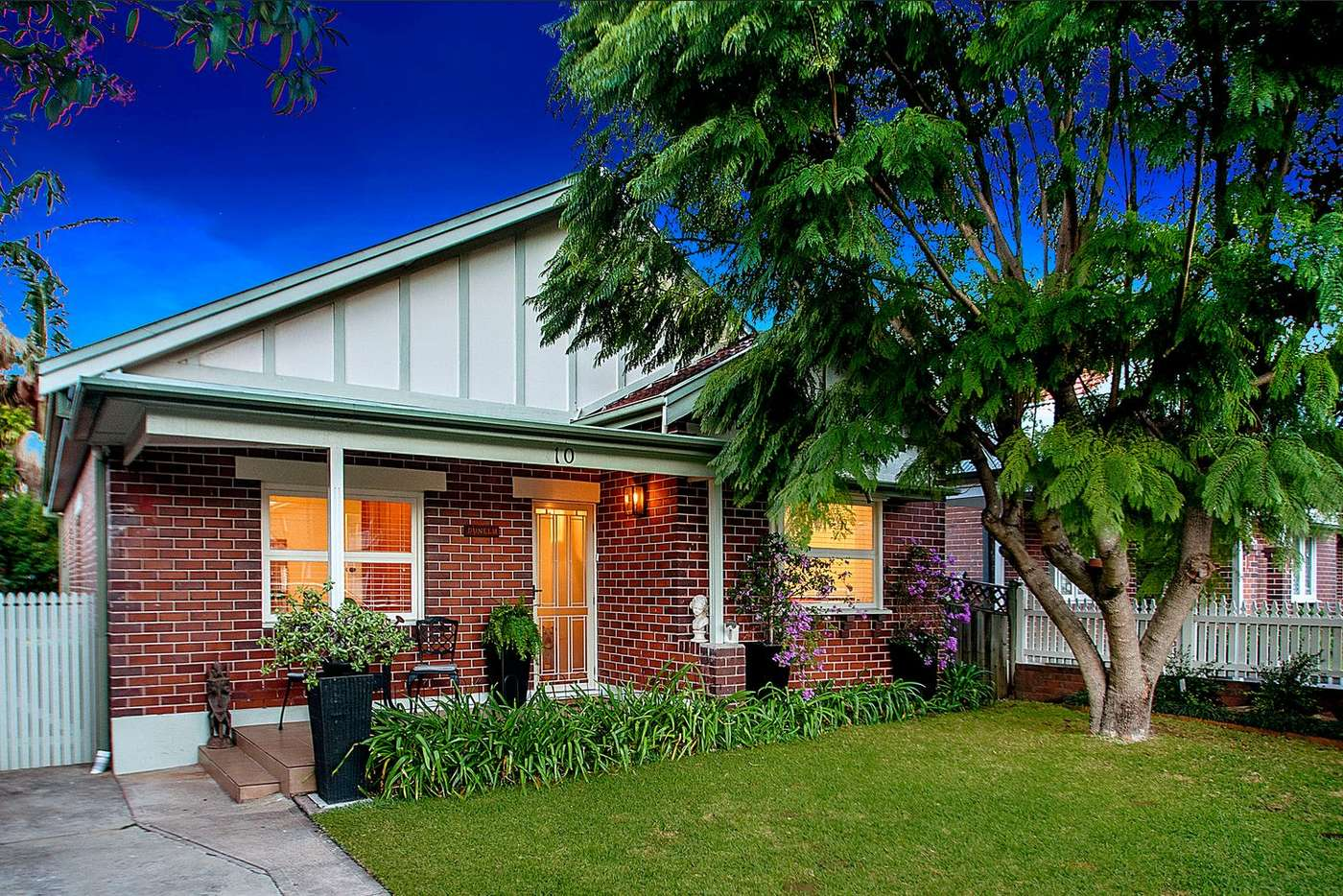 Main view of Homely house listing, 10 Coralie Street, Wareemba NSW 2046