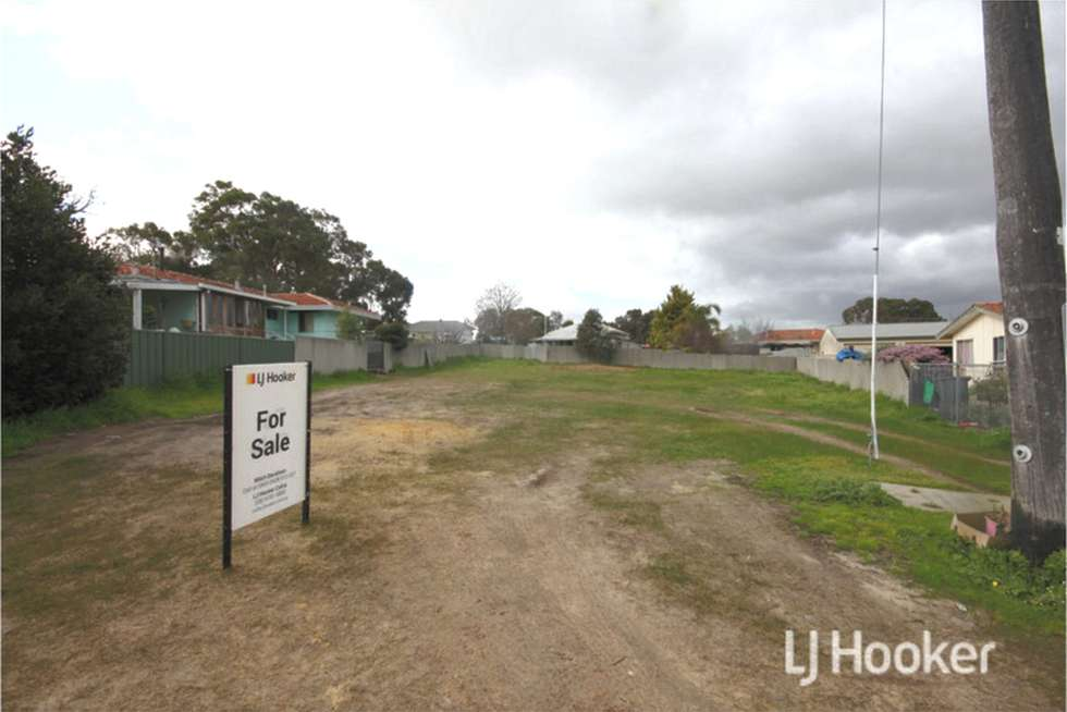 Second view of Homely residentialLand listing, 6 Blaydon Road, Collie WA 6225