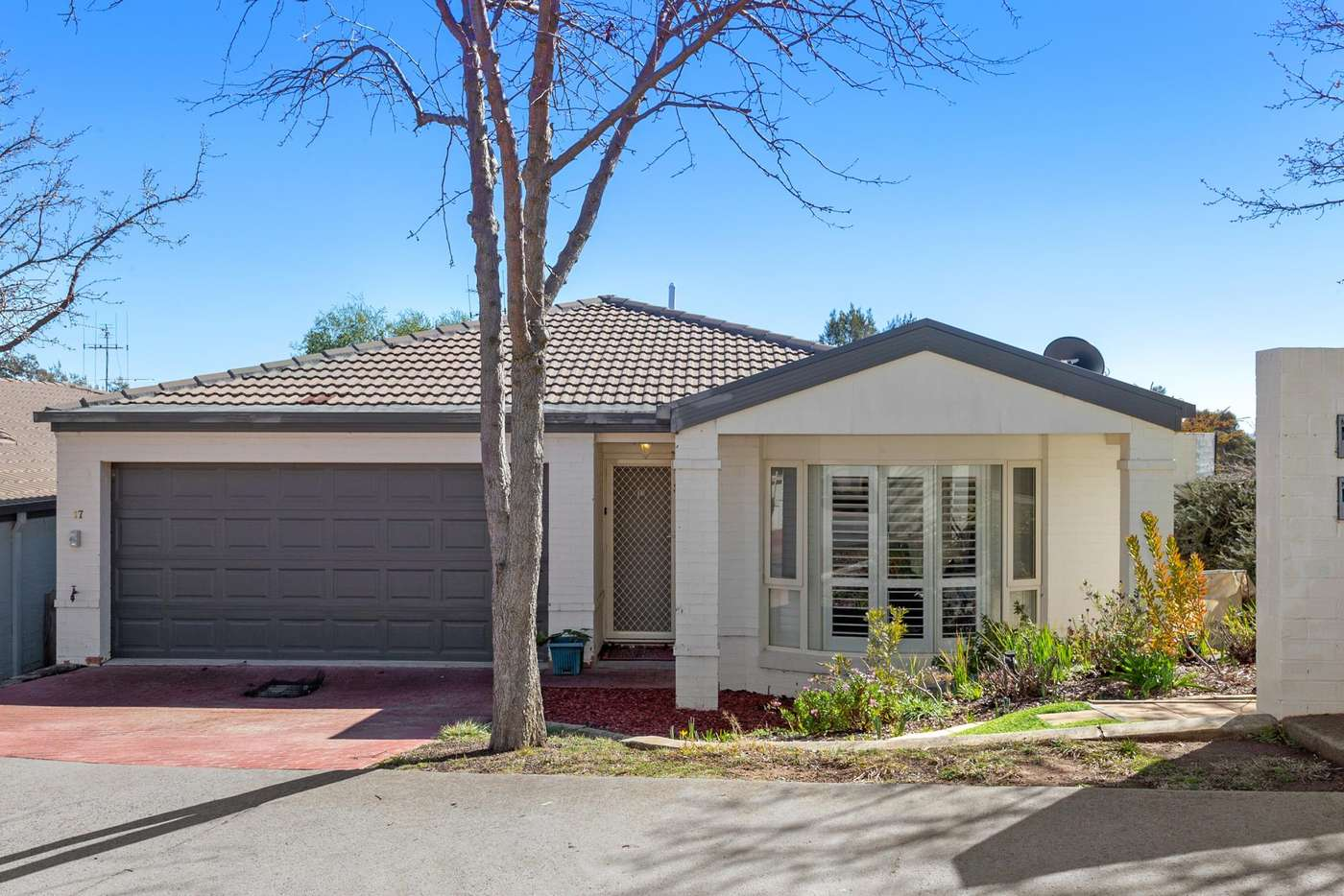 Main view of Homely townhouse listing, 17/12 Daley Crescent, Fraser ACT 2615