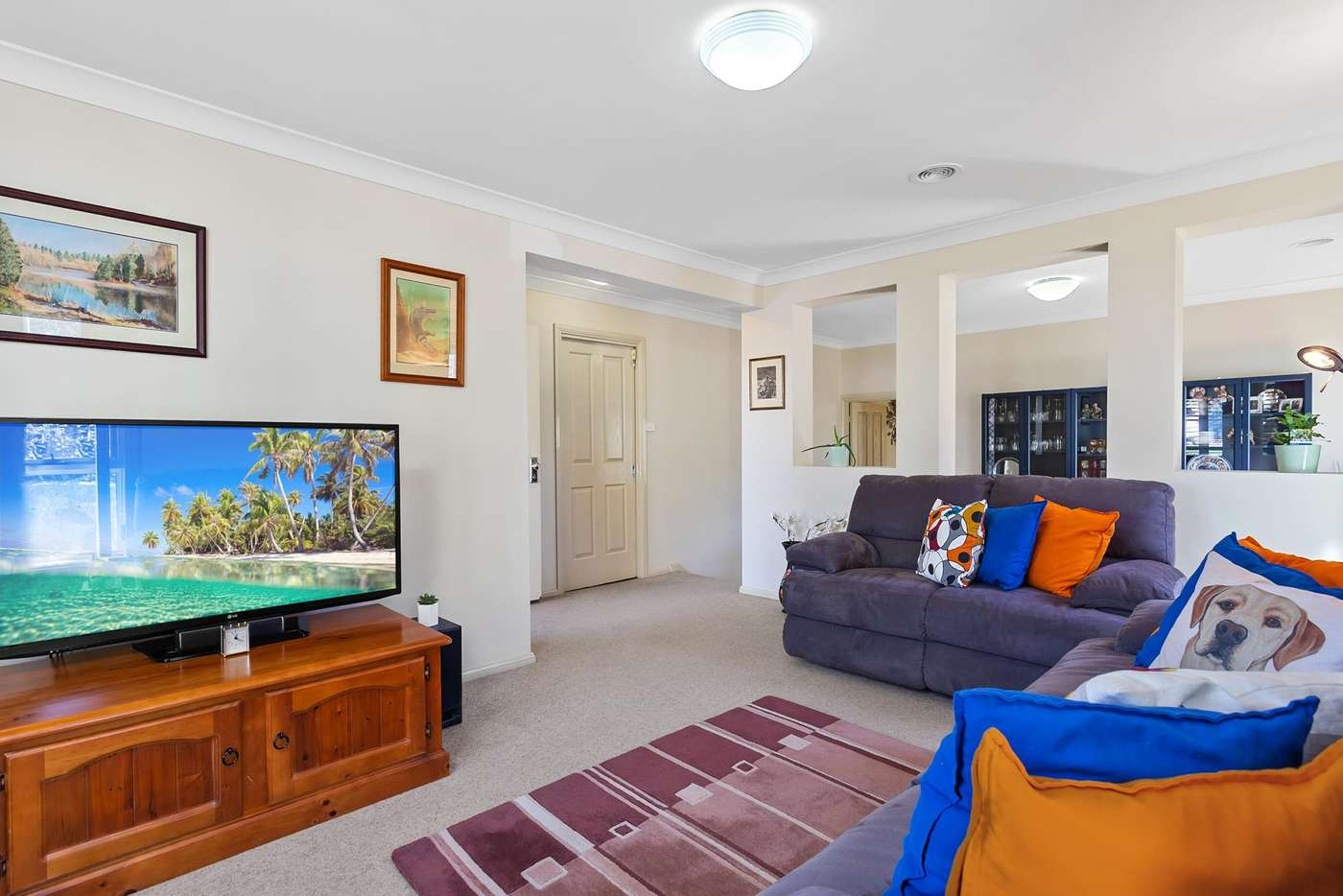 Sixth view of Homely townhouse listing, 17/12 Daley Crescent, Fraser ACT 2615