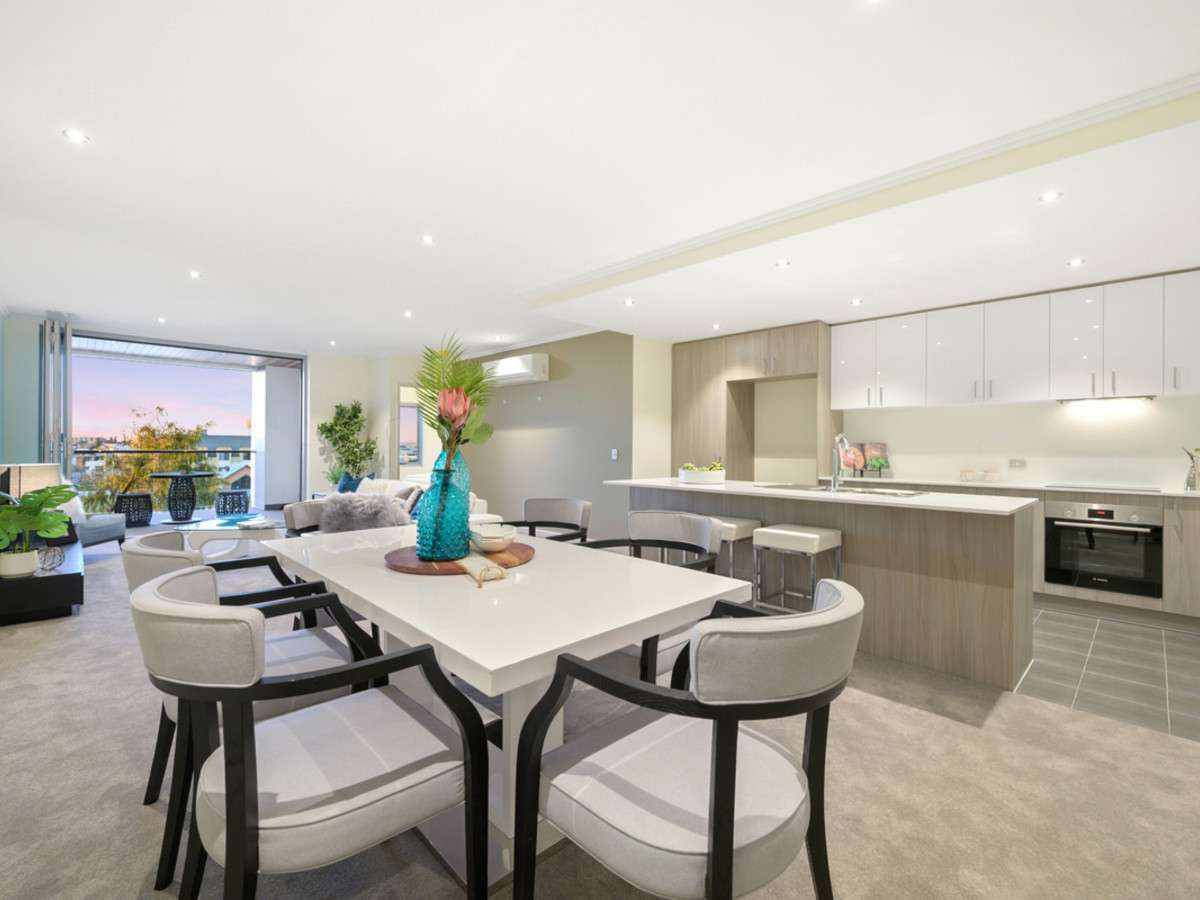 Main view of Homely apartment listing, 9/17 Wickham Street, East Perth, WA 6004