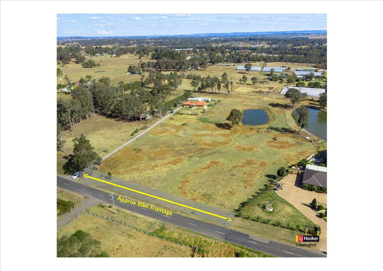 Main view of Homely rural listing, 77 Alma Road, Leppington, NSW 2179