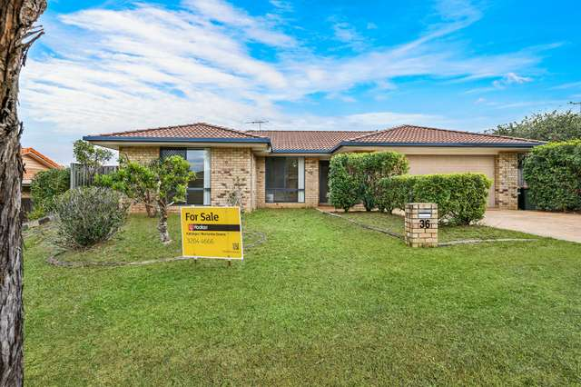 36 Turquoise Crescent, Griffin QLD 4503