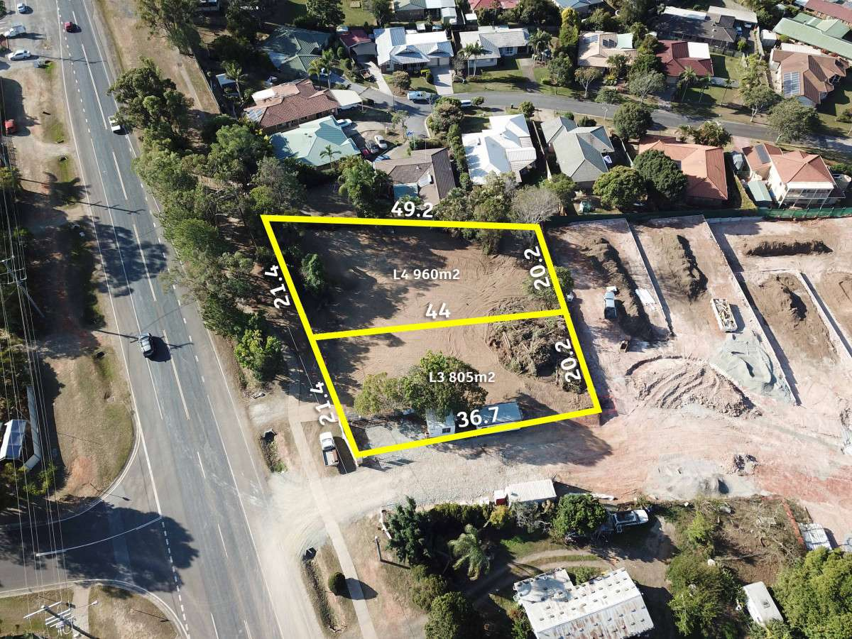 Main view of Homely  listing, Lot 3/180 Old Gympie Road, Kallangur, QLD 4503