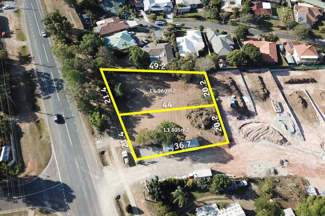 Lot 3/180 Old Gympie Road