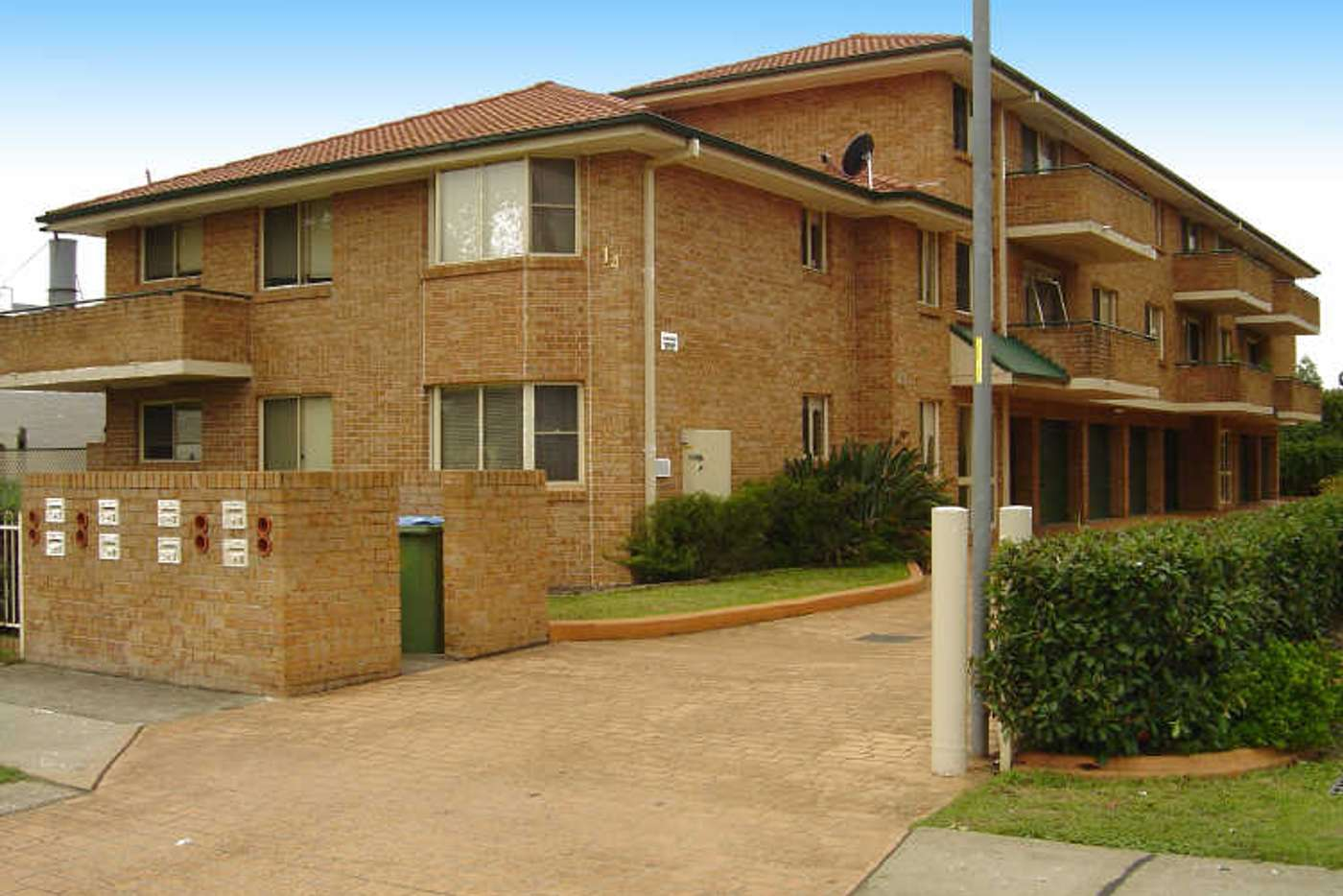 Main view of Homely unit listing, 6/14 Bringelly Road, Kingswood NSW 2747