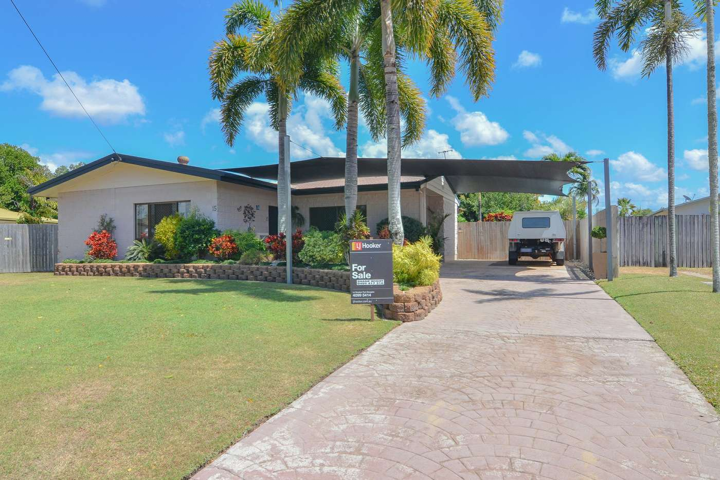 Main view of Homely house listing, 15 Jacaranda Close, Cooya Beach QLD 4873