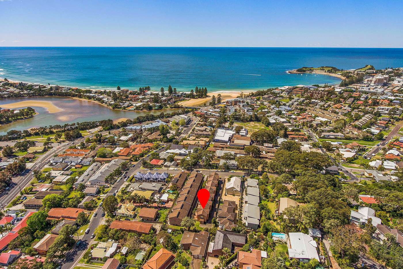 Main view of Homely townhouse listing, 6/7 Hillcrest Street, Terrigal NSW 2260