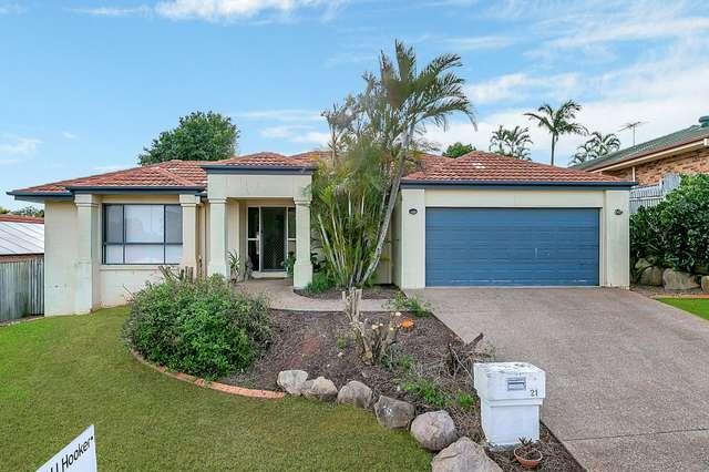 21 Manor Drive, Wellington Point QLD 4160