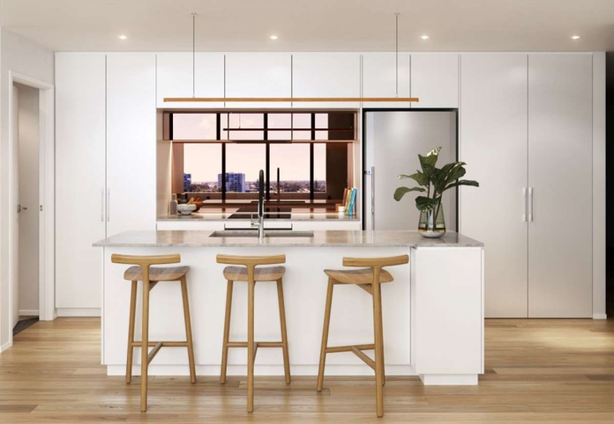Main view of Homely unit listing, 607/110 Frank Street, Labrador, QLD 4215