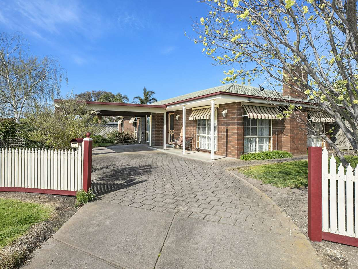 Main view of Homely house listing, 15 Barunah Court, Leopold, VIC 3224
