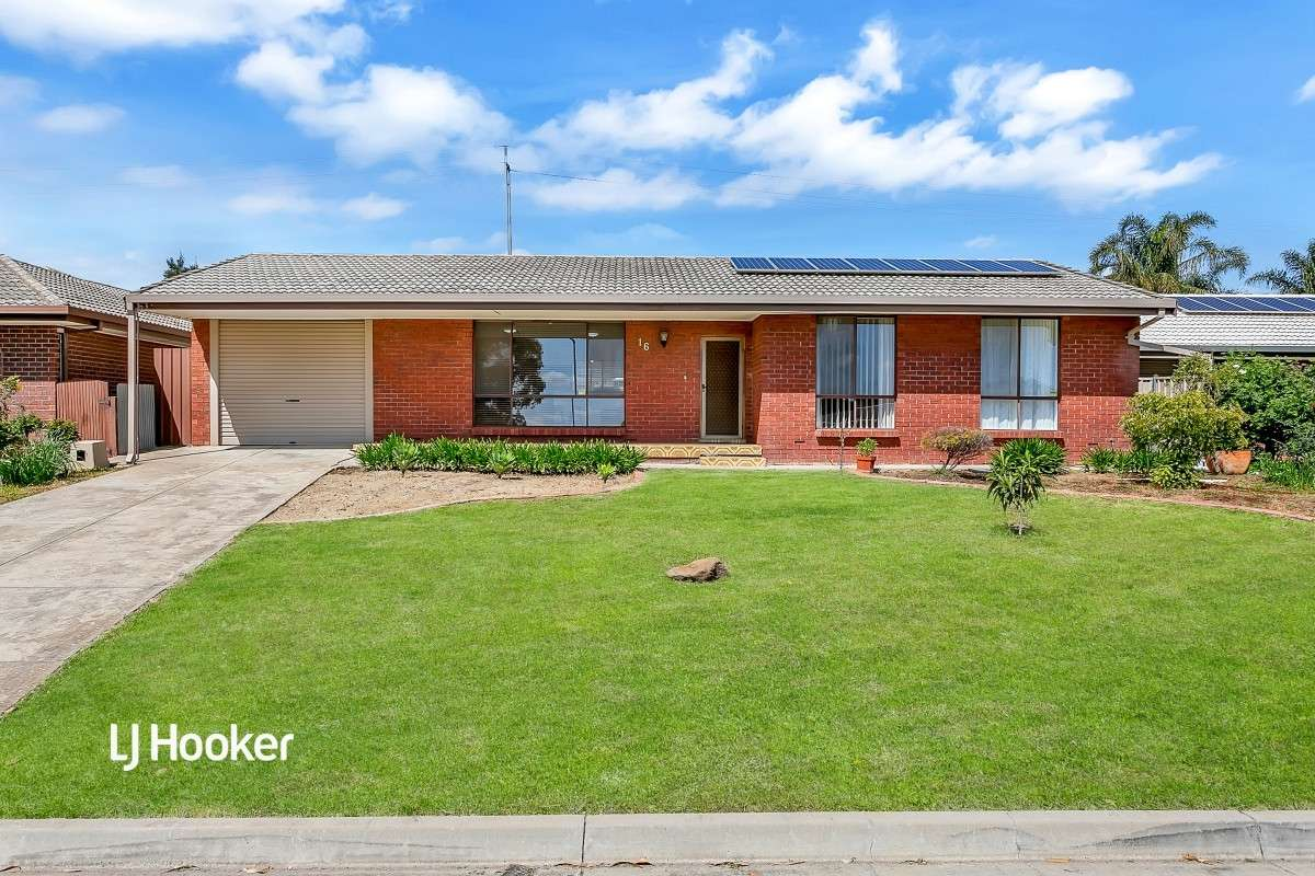 Main view of Homely house listing, 16 Roberts Crescent, Hope Valley, SA 5090