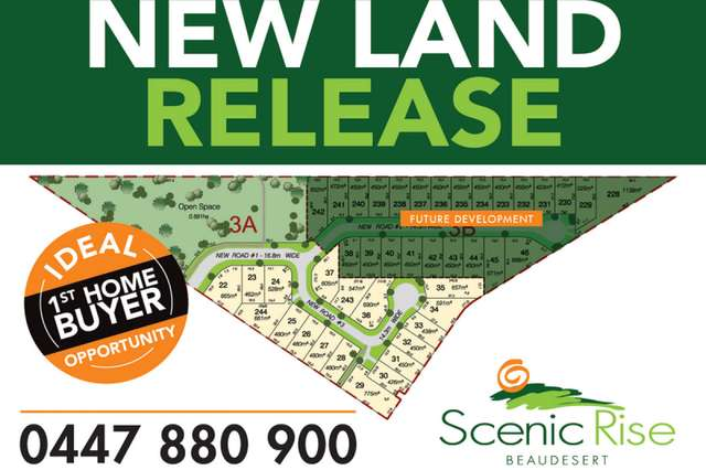 Lot 243/.0 Ruby Street, Gleneagle QLD 4285