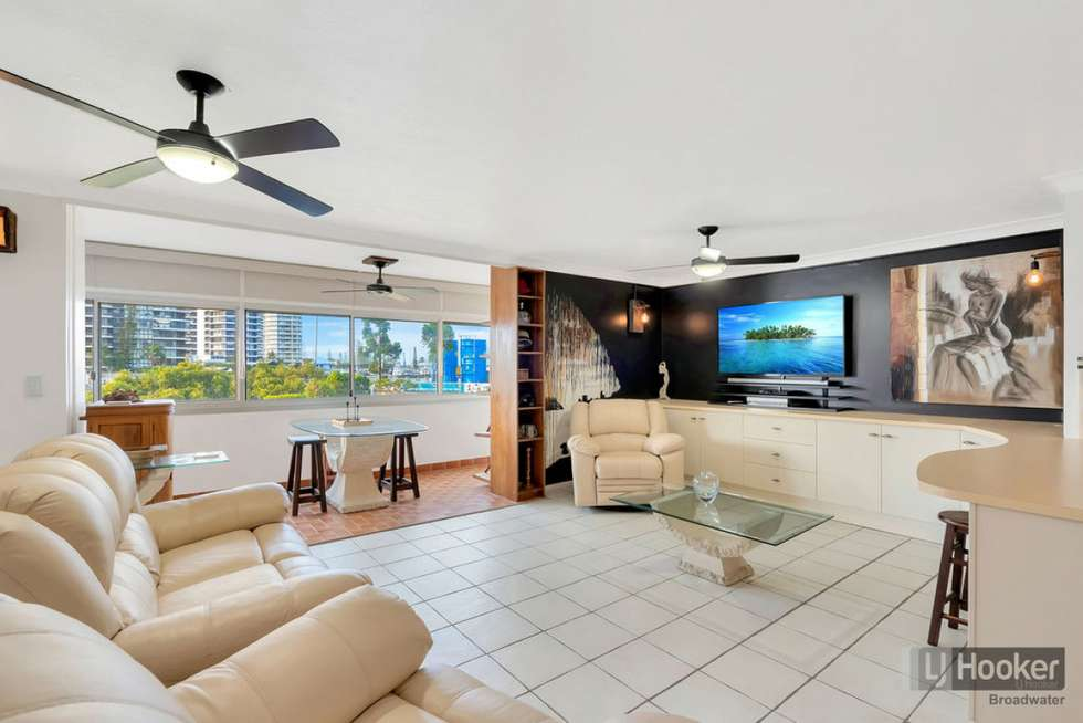 Third view of Homely apartment listing, 3/554 Marine Parade, Biggera Waters QLD 4216