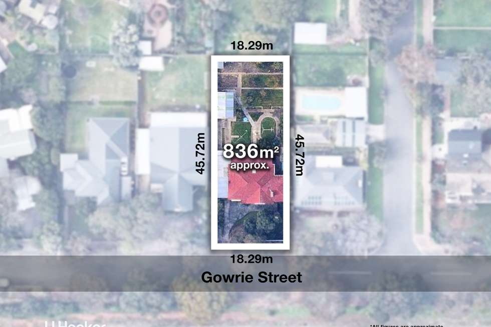 Second view of Homely house listing, 5 Gowrie Street, Torrens Park SA 5062