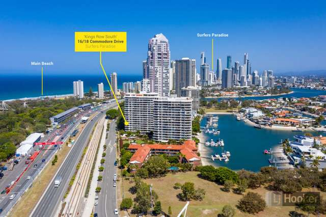 16/18 Commodore Drive, Paradise Waters QLD 4217