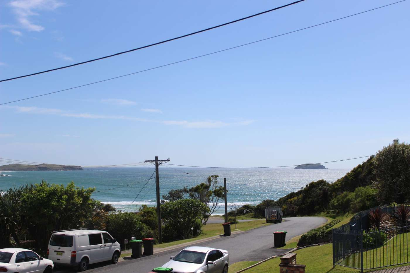Main view of Homely unit listing, 46A Ocean View Crescent, Emerald Beach, NSW 2456